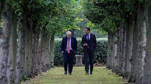 Brexit: Boris Johnson and Leo Varadkar 'can see pathway to a deal' - BBC  News